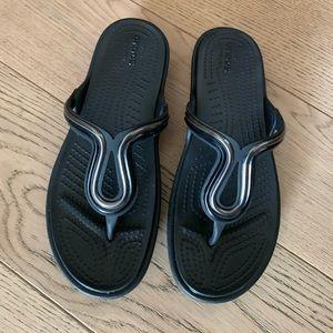 NWOT Crocs sandals 💕